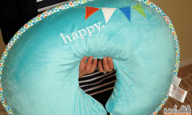 Boppy Lux Pillow for Nursing, Tummy Time, and More