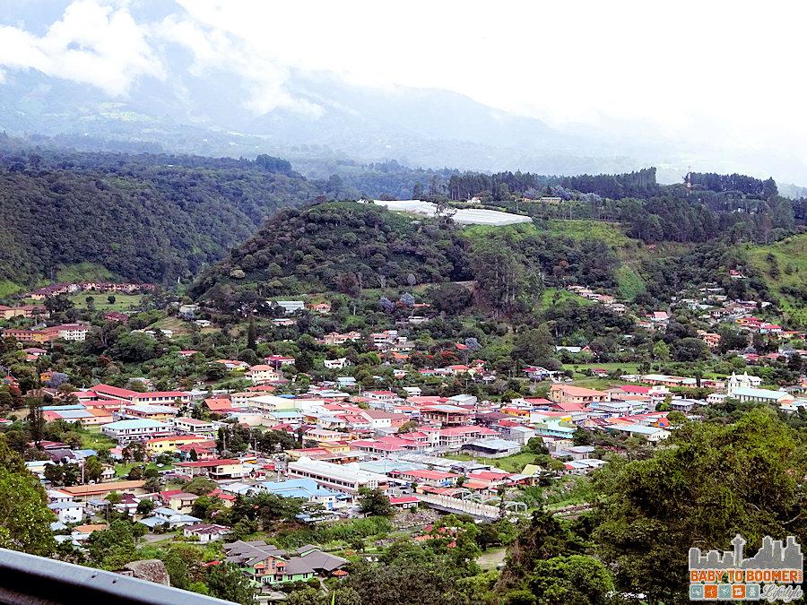 Boquete Mountain Safari Tours Panorama View