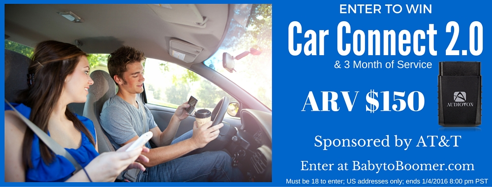 Car Connection 2.0: Enhanced Safety, Control & Convenience #ATTSeattle #GIVEAWAY ad
