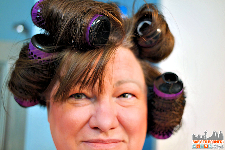 Curlers - - Click n Curl - ad