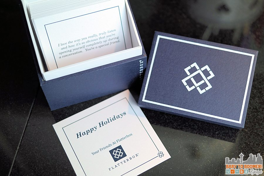 Flatterbox: A Personalized Gift from Your Heart ad