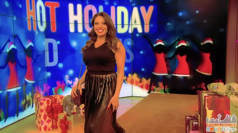 Hot Holiday Dresses - Wendy Williams ad