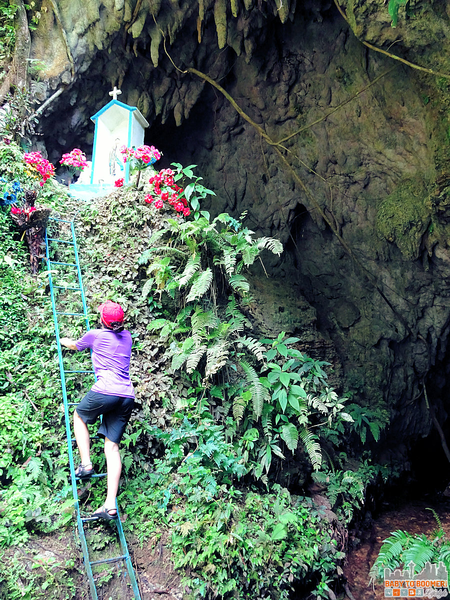 La Gruta Cave Mary Shrine Panama