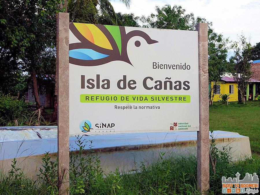 Panama - Isla Canas - Conservation Area