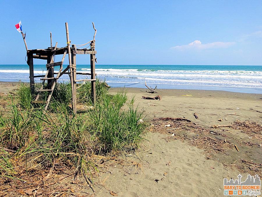Panama - Isla Canas - Hostal Pachamama Beach