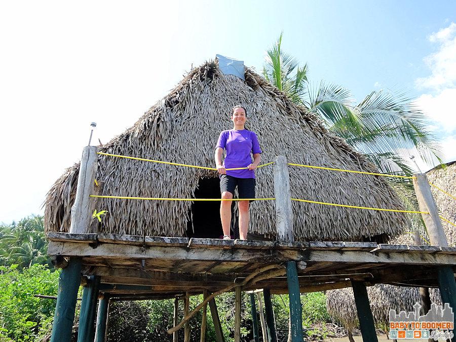 Panama - Isla Canas - Hostal Pachamama Hut