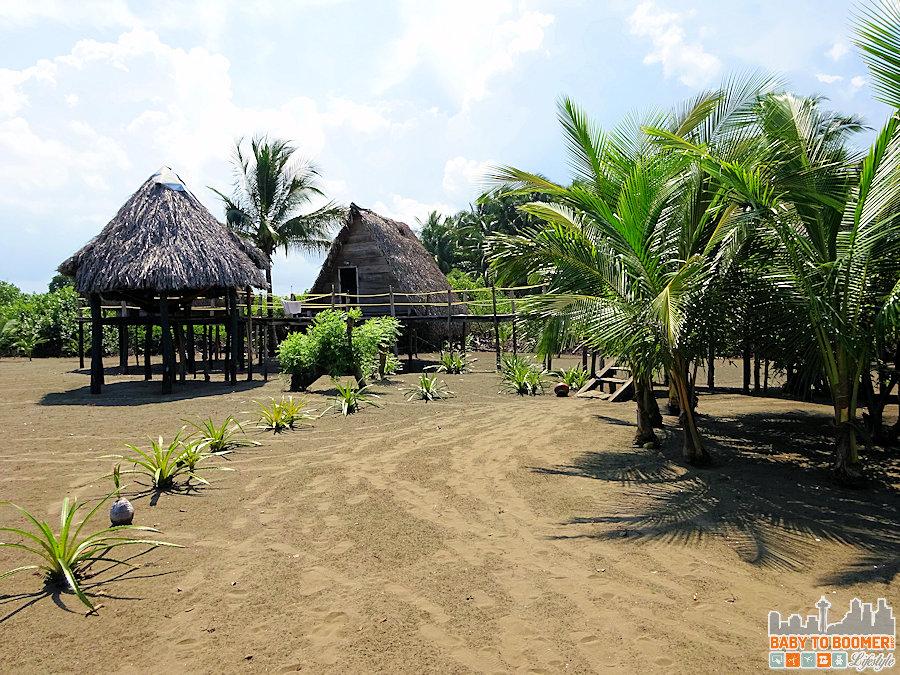 Panama - Isla Canas - Hostal Pachamama Overview