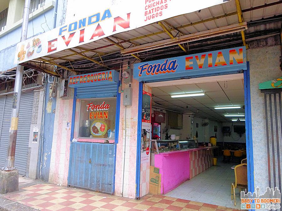Panama - Panama City - Fonda Evian Restaurant