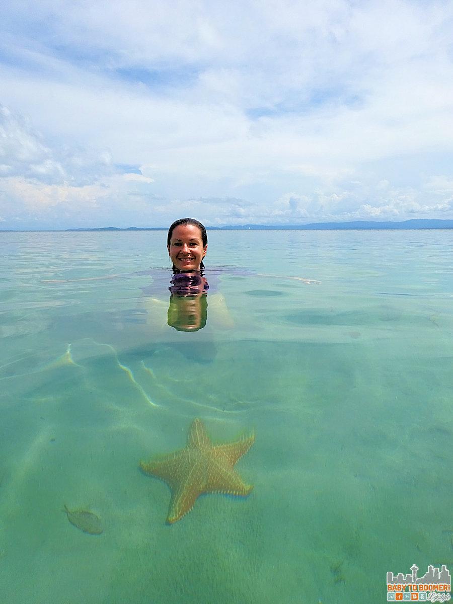 Playa Estrella Panama - Starfish