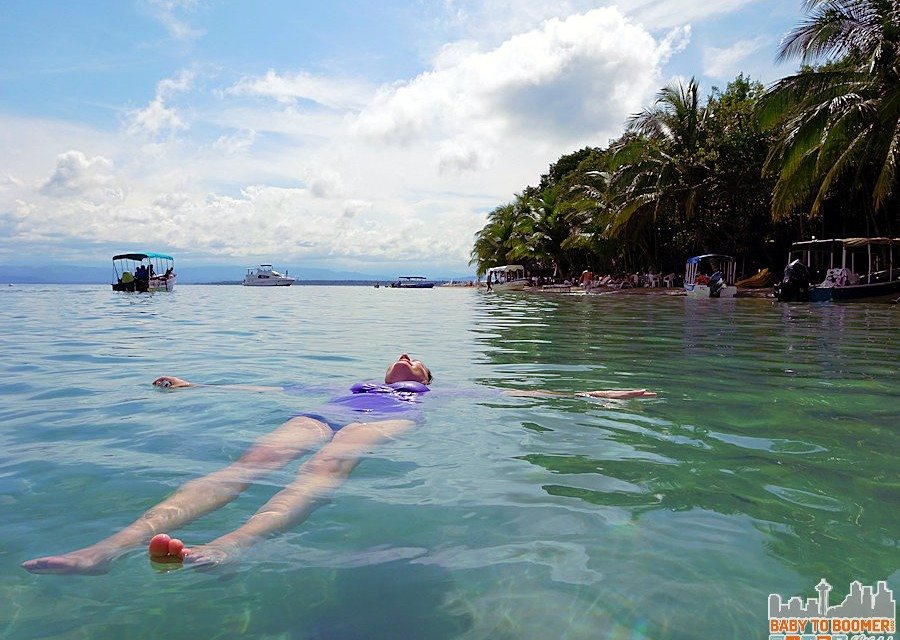 9 Days in Panama: Bocas Del Toro, Isla Carenero, and Starfish Beach