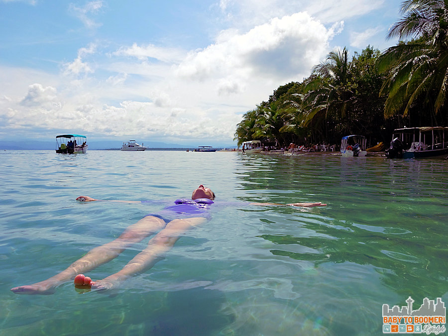 Playa Estrella Panama - Water