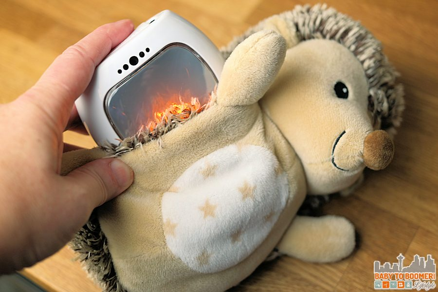 Hedgehog - Controller Stay Asleep Buddies: A Simple Sleep Trainer for Baby ad