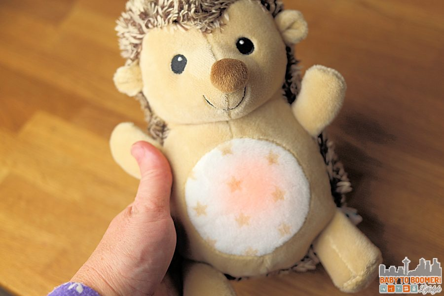 Hedgehog - Stay Asleep Buddies: A Simple Sleep Trainer for Baby ad