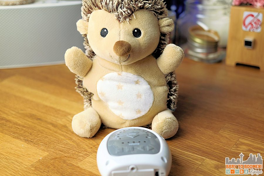 Hedgehog - Stay Asleep Buddies: A Simple Sleep Trainer for Baby - ad