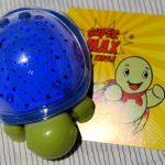 SuperMax the Turtle Nightlight and Star Projector