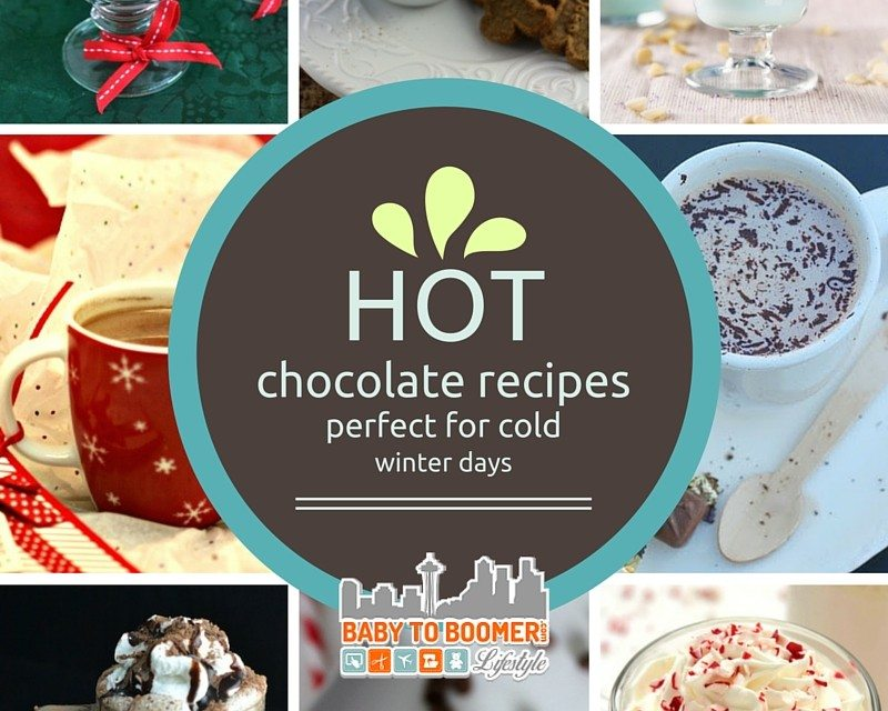 Hot Chocolate Recipes: Warm Up on Cold Winter Days