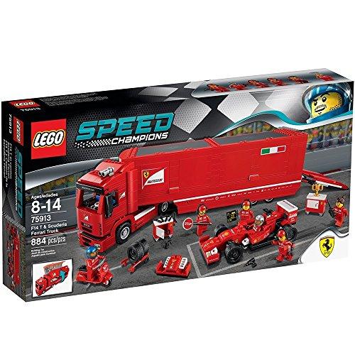 LEGO Speed Champions Sets - Ages 7-14 -- F14 T Ferrari Truck