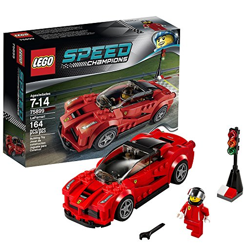 LEGO Speed Champions Sets - Ages 7-14 - LaFerrari
