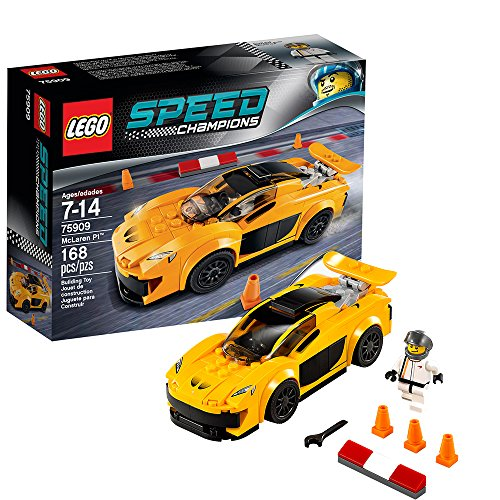 LEGO Speed Champions Sets - Ages 7-14 - McLaren PI