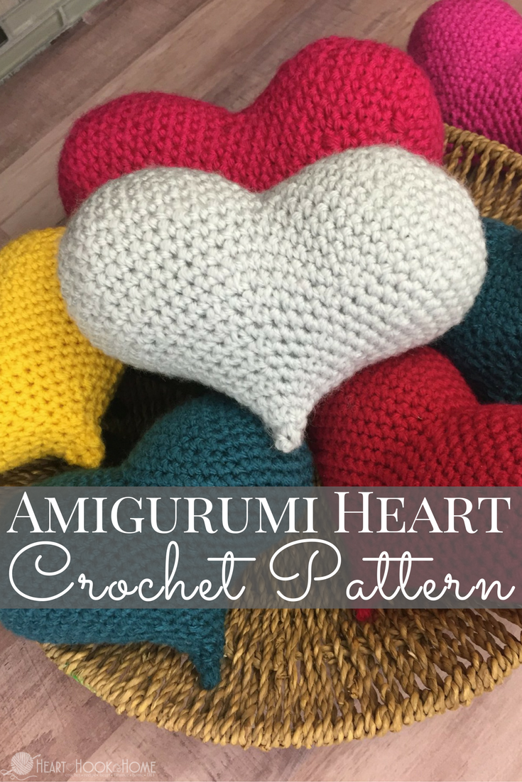 Easy amigurumi heart kalulu for crochet hearts free patterns for valentines day bankloansurffo Images