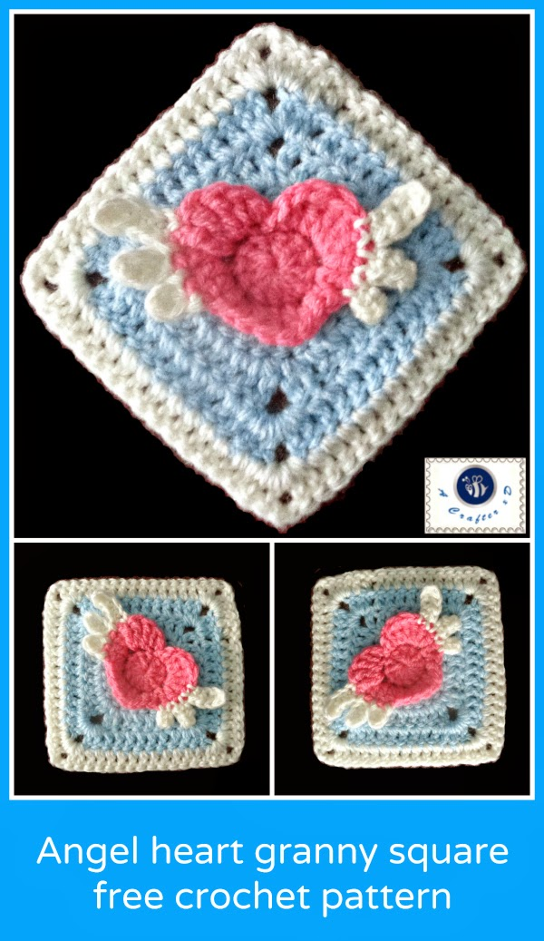Crochet Hearts: Free Patterns for Valentines Day