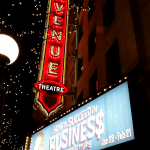 """Seattle 5th Avenue Theater's production of """"How to Succeed in Business Without Really Trying"""""""