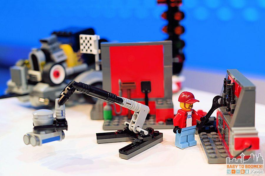 LEGO Ford F-150 Raptor Accessories