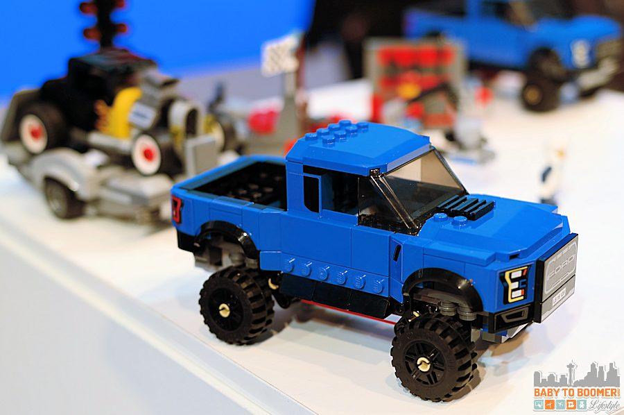LEGO Ford F-150 Raptor Truck March 2016