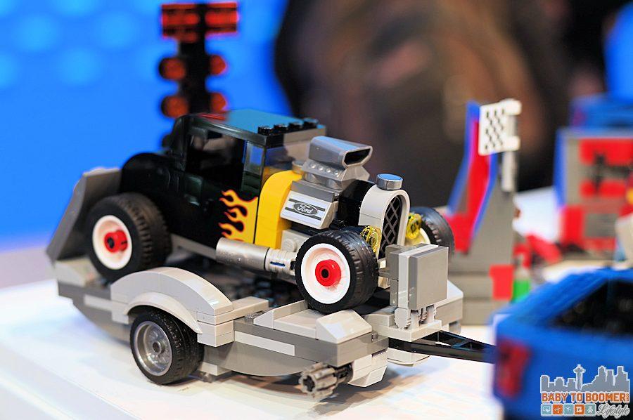 LEGO Ford F-150 Raptor Truck Model T