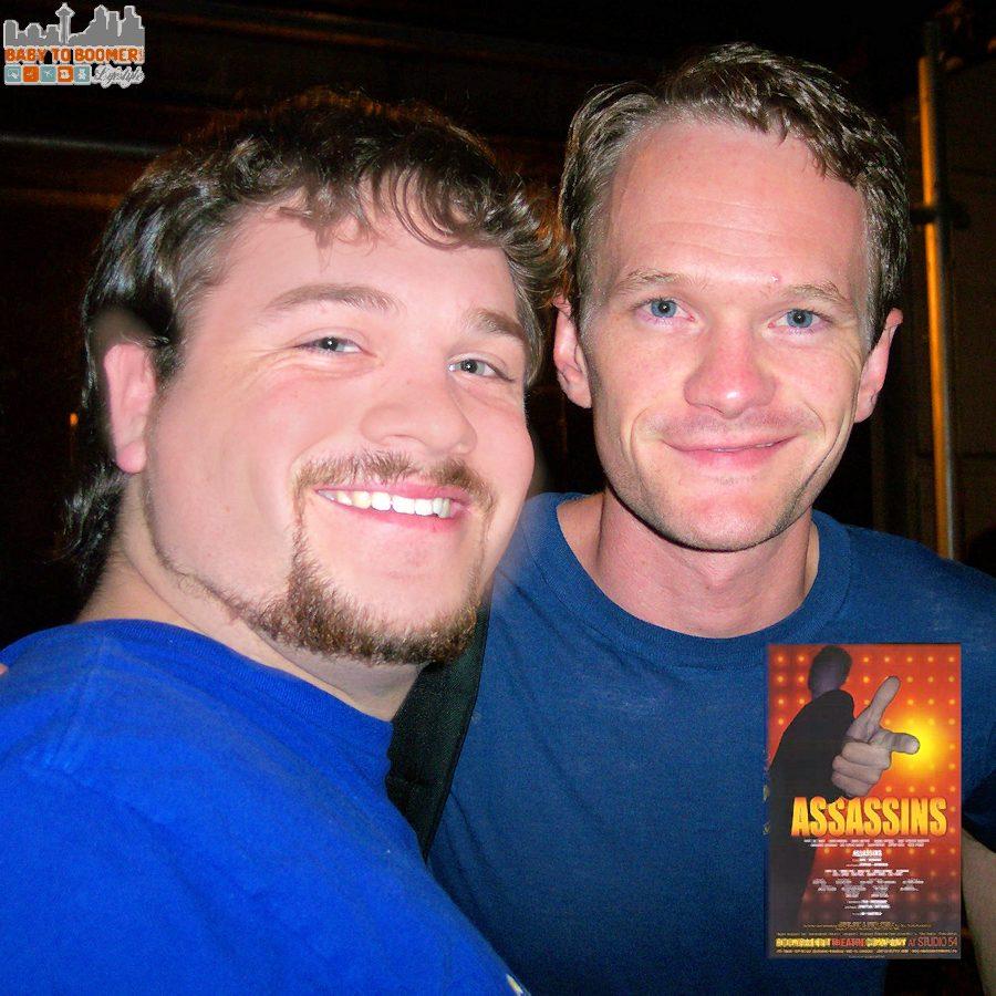 Neil Patric Harris - ASSASSINS - Broadway 2004