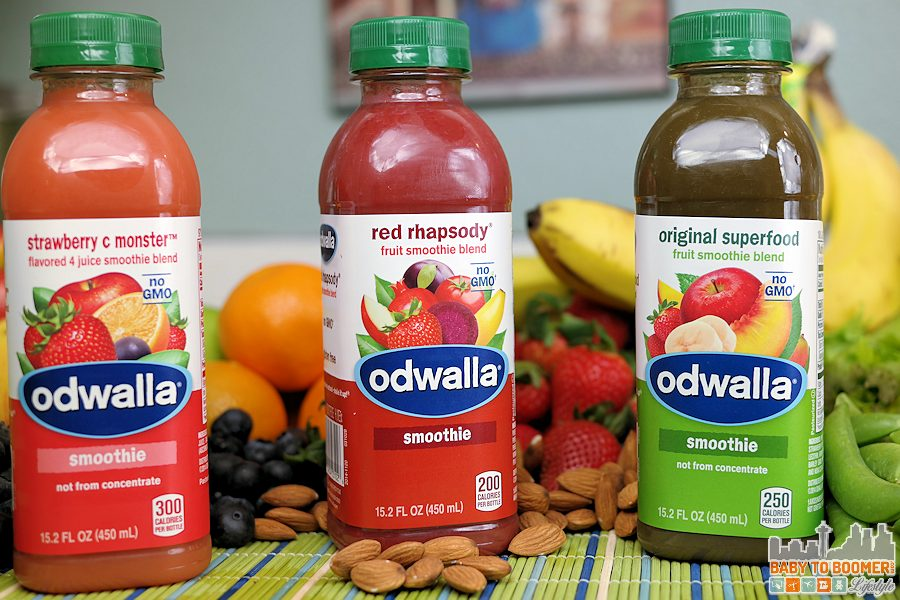 Odwalla Smoothies - Tips to Start Smart, Stay Active, and Keep Fit #StartSmart2016 @Safeway @odwalla #ad