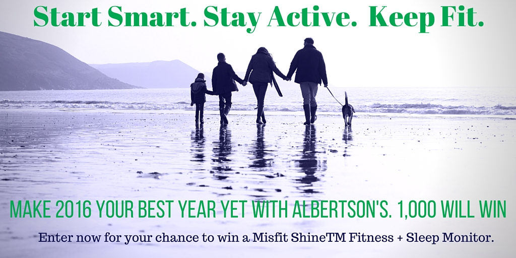 Start Smart Stay Active Keep Fit  Enter to win!  #StartSmart2016 #ad