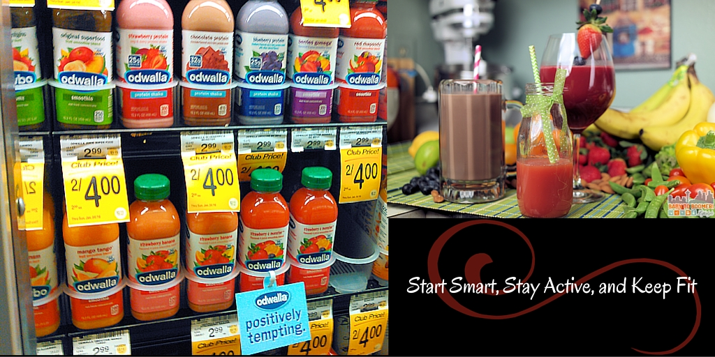 Tips to Start Smart, Stay Active, and Keep Fit #StartSmart2016 @Safeway @odwalla #ad