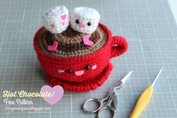 Crochet Hearts Free Patterns For Valentines Day