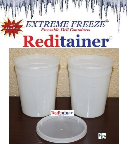 Our Favorite OAMC / Bulk Cooking / Freezer Meal Supplies - Freezer-safe containers with lids