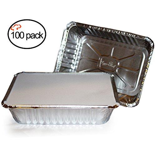 Our Favorite OAMC / Bulk Cooking / Freezer Meal Supplies - 2.25 lb foil pans with lids
