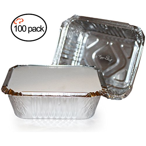 Our Favorite OAMC / Bulk Cooking / Freezer Meal Supplies - 1lb foil pans with lids