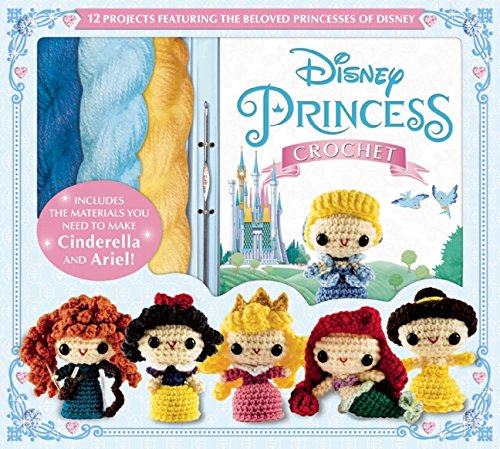 Disney Princess Crochet Kit