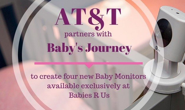 New Baby Monitors by AT&T Exclusively at Babies R Us
