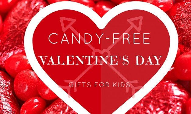 Valentine's Day Books and Non-Candy Gift Options for Kids