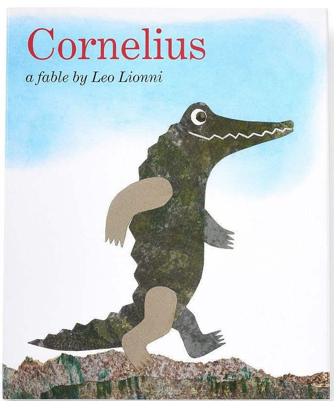 Cornelius Leo Lionni Books and Plush Toys $5 Each Benefit @kohls Cares