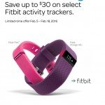 Fitbit Valentine's Day Deal at AT&T Retail Stores #ATTSEA