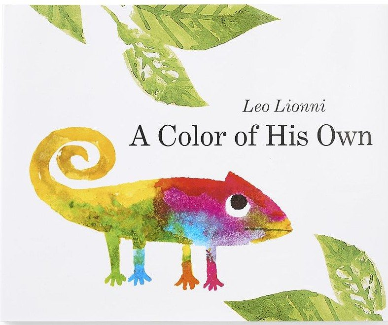 A Color of His Own Book - Leo Lionni Books and Plush Toys $5 Each Benefit @kohls Cares