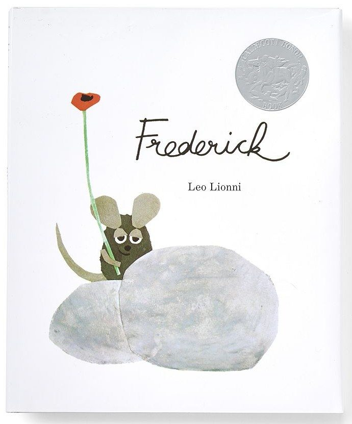 Frederick Book - Leo Lionni Books and Plush Toys $5 Each Benefit @kohls Cares