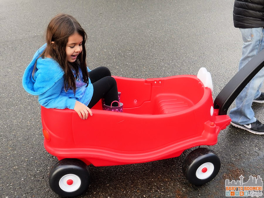 Little Tykes Red Wagon