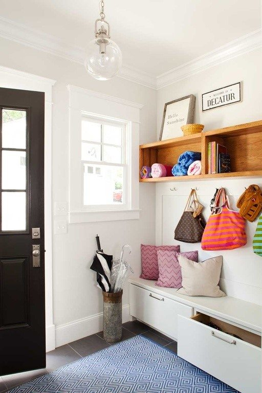 Organization Tips - Entryway Clutter Buster