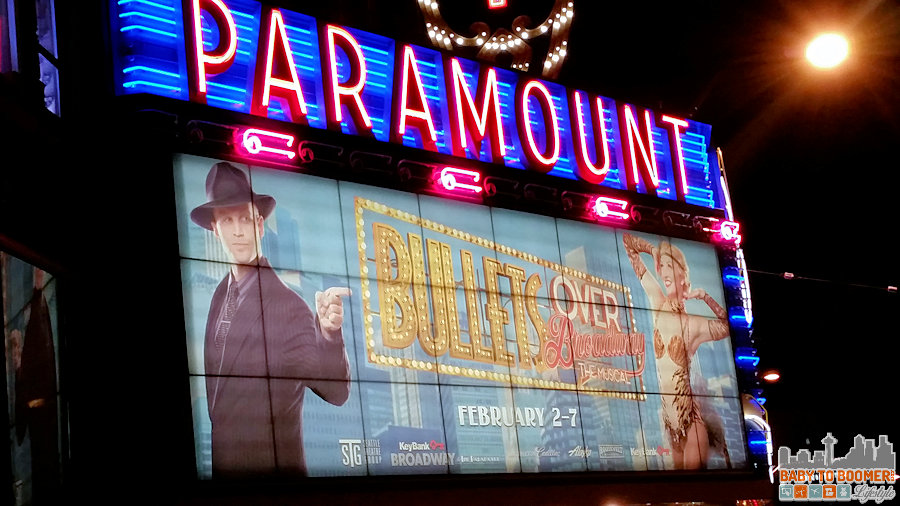 Paramount Seattle Bullets Over Broadway