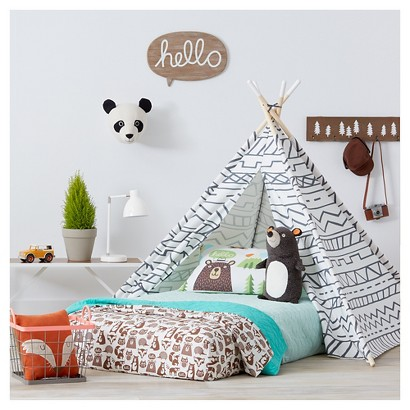 CampKiddo - Fun new spring decor for your child's room ad
