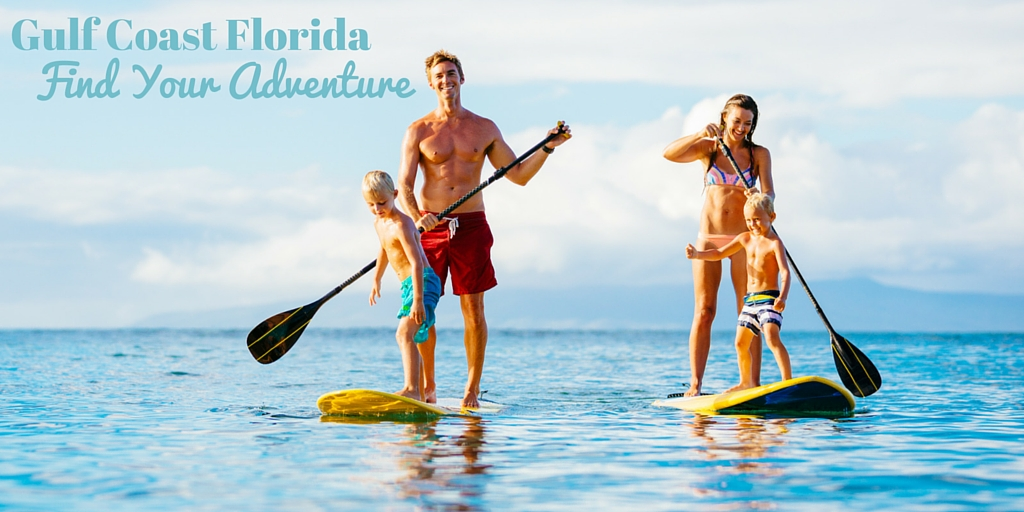 Gulf Coast Florida Outdoor Activities - ad