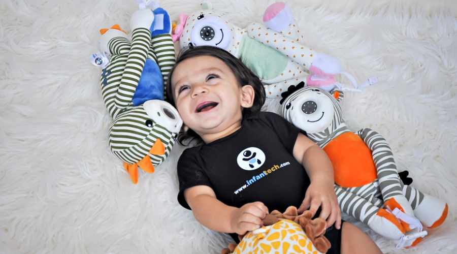 InfantTech Zooby Portable Baby Monitors - Photo Credit: InfantTech